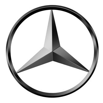 Logo Mercedes - Châssis - Porteur Gamme LVX