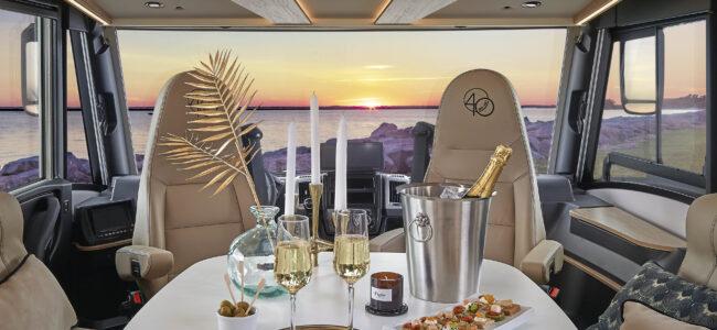 lounge of le voyageur
